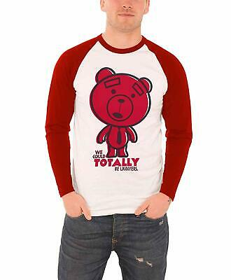 TED 2 Licenced movie tee Fruit of the Loom tshirt Cotton Men's T shirt T-Shirt.