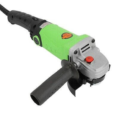 Variable Speed Electric Angle Grinder Power Tool for Polishing Cutting Drilling