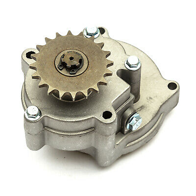 43cc 49cc Reduction Gear Box 2 Stroke For Petrol Engine Drifter Gokart