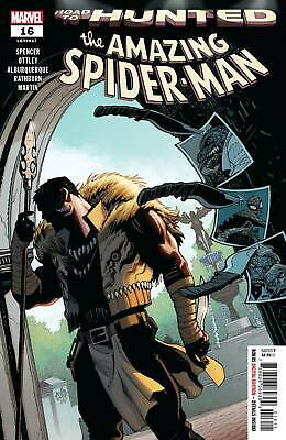 "Marvel The Amazing Spider-Man #16 (2019) ""Road to Hunted"""