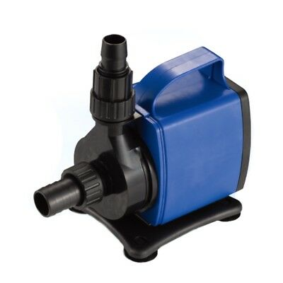 1200-3200 GPH Aquarium Pond Pump Fountain Submersible Inline Hydroponic External