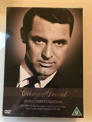 Cary Grant Collection - An Affair To Remember/Kiss Them For Me/People Will Talk/
