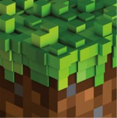 "C418-Minecraft Volume Alpha Vinyl / 12"" Album NUOVO"