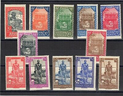 Souda: Serie Complete De 12 Timbres Neuf**/* N°110/121 C: 10,20€