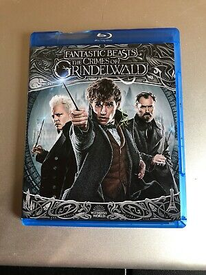 Fantastic Beasts: The Crimes of Grindelwald (Blu-ray Disc, 2019) & Digital