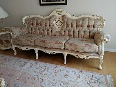 TRADITIONAL STYLE FORMAL Living Room Furniture Gold, Sofa ...