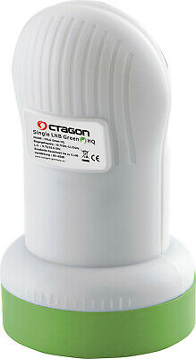 Octagon Green Single OSLG 0.1dB LNB Sensitive PLL Technology 25 MHZ Crystal