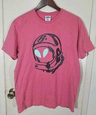 dcb33dd3ab50 BBC Billionaire Boys Club T-Shirt Astronaut Helmet Graphic Men's Size Large