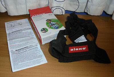 Diono Sure Steps Safety Harness and Rein. New in Box.