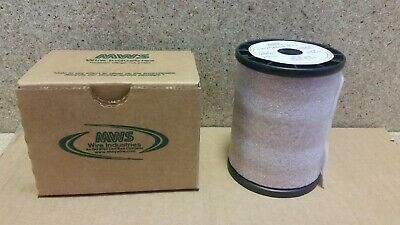*NOS* ~ 2lbs   MWS  HPT   37 AWG   Magnet Winding Wire  S28e