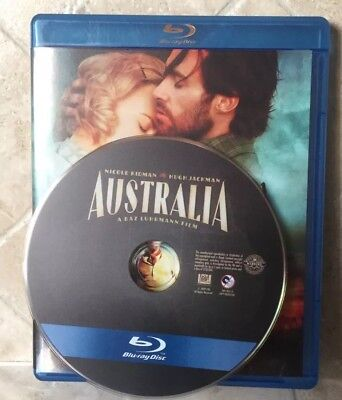 👀 L@@K❗️Australia - DISC ONLY  (Blu Ray) NO CASE ~ Mint & FAST SHIP❗️