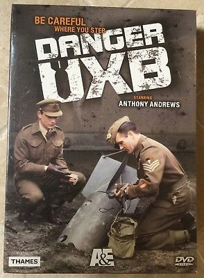 👀L@@K❗️Danger U.X.B. (2005, 4-Disc Set) BRAND NEW FACTORY SEALED & FAST SHIP