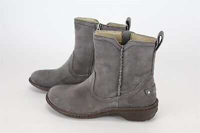 5cac94f71e6 UGG AUSTRALIA NEEVAH in Charcoal Suede Women s US Sizes 6-9 -  118.95