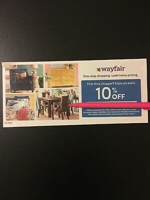 Wayfair 10% Off Coupon