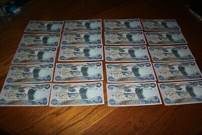 100,000 IQD - (20x) 5,000 IRAQI DINAR Notes - AUTHENTIC UNCIRC - FAST DELIVERY