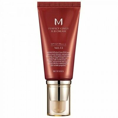 [MISSHA] Perfect Cover BB Cream SPF42PA+++ (50ml)