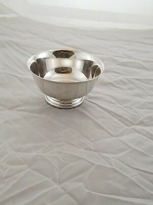 Gorham EP YC 795 Silver Plated Small Bowl! Excellent Condition! Rare! Polished.