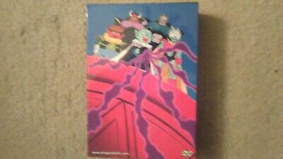 Dragon Ball Z - Garlic Jr.: Box Set (DVD, 2003, 3-Disc Set, Boxed Set) Brand New