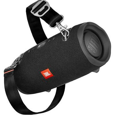 NEW JBL Xtreme 2 Waterproof 40W Portable Bluetooth Speaker - Black