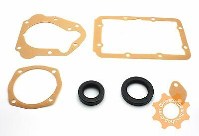 Triumph Tr2 Tr3 Tr3A Gearbox Gasket And Oil Seal Set