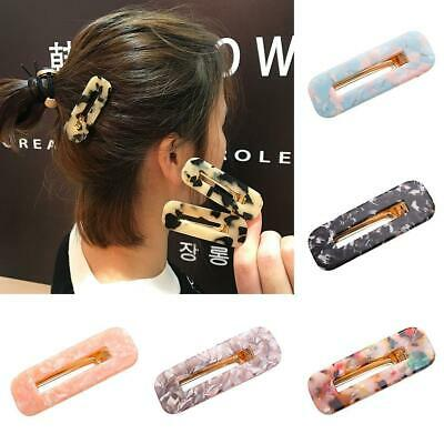 Leopard Women Vintage Hair Clip Bobby Pin Hairband Hairpin Barrette Comb Access