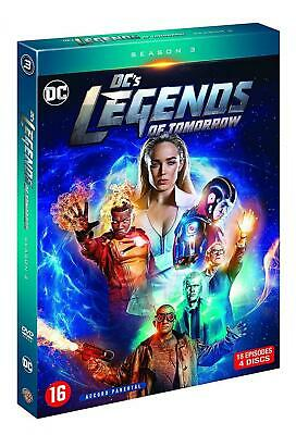 DC's Legends of Tomorrow - Saison 3 - COFFRET DVD NEUF SOUS BLISTER