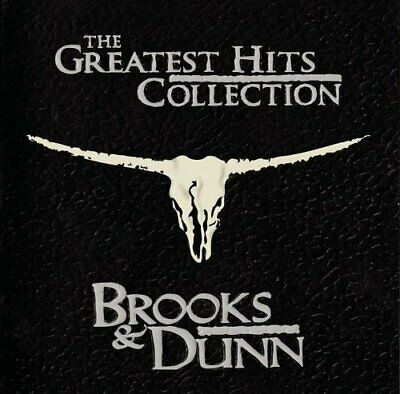Brooks and Dunn - The Greatest Hits Collection CD NEW