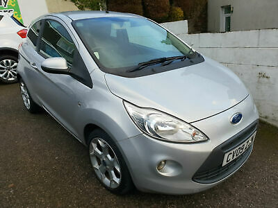 Ford Ka 1.2 Zetec * Only 46k Miles from New * 1 Previous Owner * £20 TAX