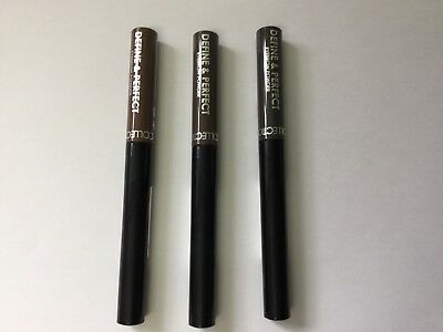 COLLECTION - define & perfect eyebrow powder - 1.2g - choose shade - new - L@@K
