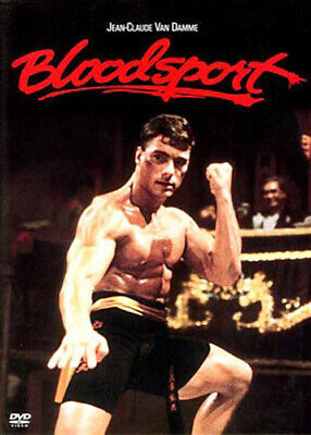 Bloodsport (1988 Jean Claude Van Damme) DVD NEW