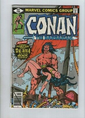 Marvel Comic Conan the Barbarian no 100 July 1979 60c USA