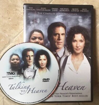 👀L@@K❗️Talking to Heaven (2007) DISC ONLY ~ NOT A SCRATCH❗️FAST SHIP