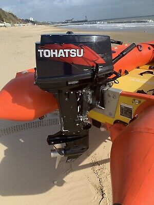 TOHATSU 30HP OUTBOARD 2 Stroke With Electric Start And