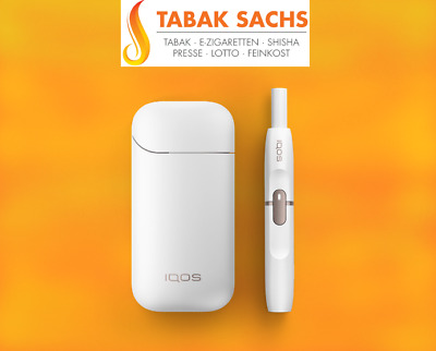 IQOS 2.4 Plus White Starter Kit inkl. 6 Packungen HEETS nach Registrierung