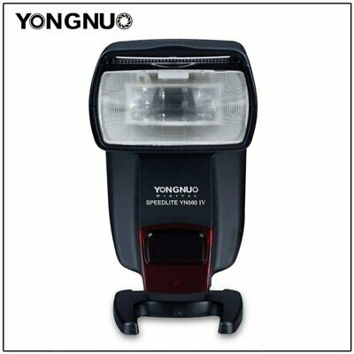 YongNuo YN560 IV Universal Wireless Slave 2.4GHZ Flash Speedlite for Canon Nikon