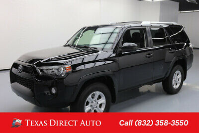 2015 Toyota 4Runner SR5 4dr SUV 4WD Texas Direct Auto 2015 SR5 4dr SUV 4WD Used 4L V6 24V Automatic 4WD SUV