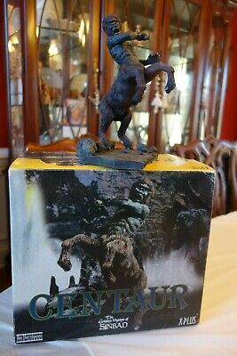 X-Plus The Golden Voyage of Sinbad Centaur statue  in fantastic shape with box