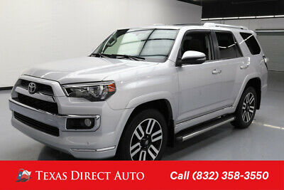 2015 Toyota 4Runner Limited 4dr SUV AWD Texas Direct Auto 2015 Limited 4dr SUV AWD Used 4L V6 24V Automatic 4WD SUV