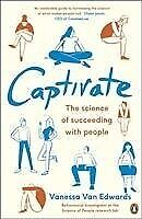 Captivate - The Science of Succeeding with People-NEW-9780241309933 by Van Edwar