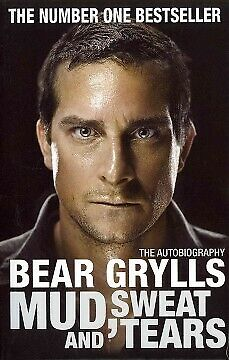 Mud, Sweat and Tears - The Autobiography-NEW-9781905026494 by Grylls, Bear