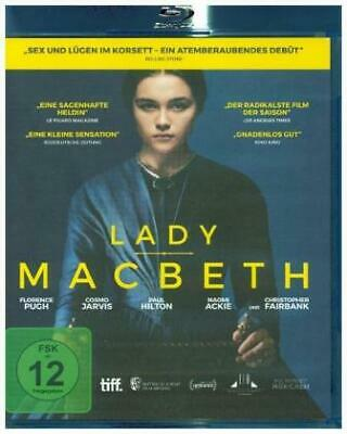 Lady Macbeth, 1 Blu-ray by Oldroyd, William / Pugh, Florence-NEU-4020628859473