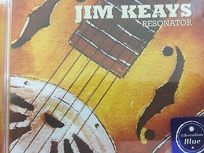 JIM KEAYS - Resonator CD 2006 Liberation Blue AS NEW!