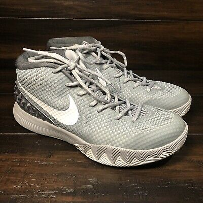 online store 245a3 4b8bc Nike Kyrie 1 Pure Platinum All Star Wolf Grey 705277 010 Sz 8.5