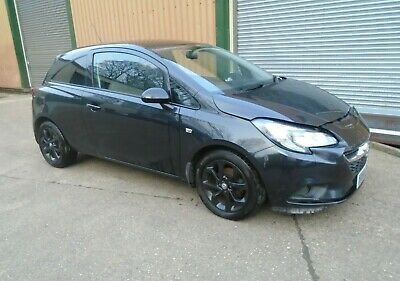 2015 Vauxhall Corsa E 1.2  Energy Damaged salvage spares or repair 26K CAT S