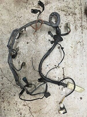 Tremendous Porsche 944 2 5 M44 01 Engine Loom 944 2 5 8V Wiring Harness M44 01 Wiring Database Wedabyuccorg