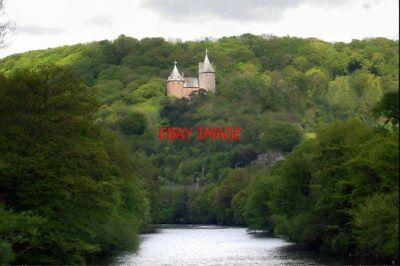 Photo  Tongwynlais Wales Castell Coch Is A 19Th-Century Gothic Revival Castle Bu