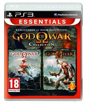 God Of War Collection Basic Ps3 Gioco Italiano Play Station 3 Nuovo Sigillato