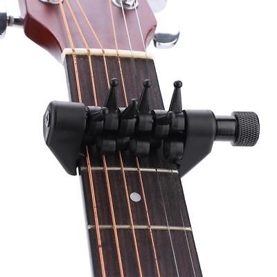 1Pc FA-20 Flexible Guitar Capo Quick Change Clamp for Acoustic Electric Guitar