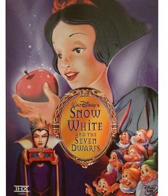 Snow White And The Seven Dwarfs Dvd **** Disc Only **** Disney ***
