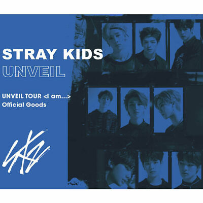 STRAY KIDS UNVEIL TOUR <I am...> MD Official Authentic Goods + Tracking Code